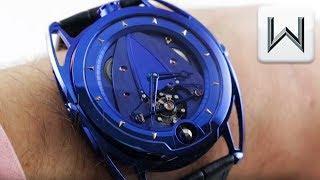 De Bethune DB28 Kind Of Blue (DB28BTIBN) Luxury Watch Review
