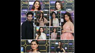 6th Hum Awards 2018 || Red Carpet || Mahira Khan || Sajal Ali || Atif Aslam || Mawra Hocane and more
