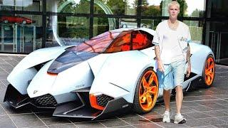 Justin Bieber Luxury Cars Collection