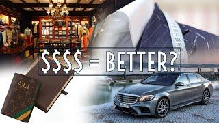 5 Reasons Guys Buy Luxury Items || Men's Fashion 2019 || Gent's Lounge