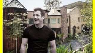 Mel Gibson House Tour $17500000 Mansion Luxury Lifestyle 2018