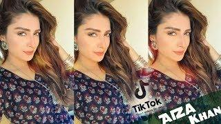 Aiza Khan Tiktok | Aiza Khan Upcoming Drama || Yariyan Drama Geo Tv BTS
