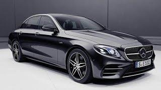 2019 Mercedes E-Class Introducing; All-New Mercedes E-Class Experience