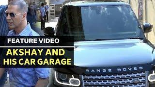 Akshay Kumar & his LUXURIOUS cars & SUVs: Range Rover to Jeep Compass