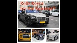 Rolls Royce Luxury Car Compilation Video. Drive the best cars.