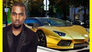 Kanye West Cars Collection $6000000 Luxury Expensive Vehicles (Kim Kardashian)