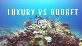 Difference between Budget Vs Luxury Travel To Maldives