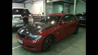 BMW e90 project