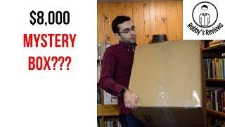 $8,000 Mystery Box of Luxury Clothing!