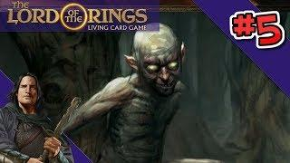 The Lord of the Rings: Living Card Game: GOLLUM, GOLLUM - PART 5