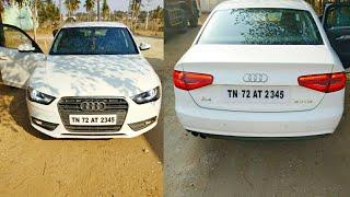 Audi A4 - Luxury second hand car sale in tamilnadu