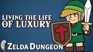 Legend of Zelda: Living the Life of Luxury - Hyrule Compendium
