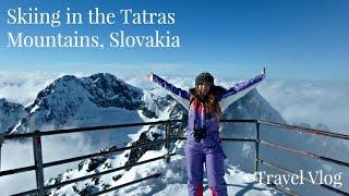 WEEKEND IN HIGH TATRY MOUNTAINS | Slovakia Travel Vlog | Lux Life