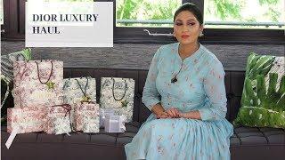 DIOR 'Rose Celeste' | Luxury Haul | Sonal Kotak Maherali