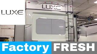Factory Fresh luxury fifth wheel - Luxe Elite