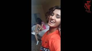 SHAKTI MOHAN'S FIRST DAY IN ATLANTA REHEARSING WITH NONSTOP