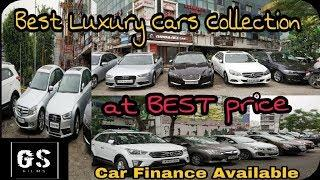 Best Second Hand Cars Market In Delhi |Audi|BMW|Jaguar|Mercedes|Non-Luxury brand Also Available