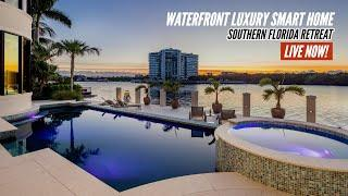 Experience LUXURY LIVING in Southern Florida!!! (THE ULTIMATE SMART HOME)