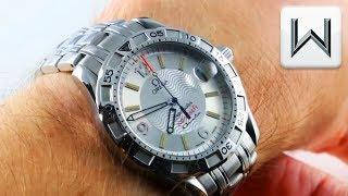 OMEGA SEAMASTER 200M OmegaMatic 2514.30.00 Vintage Luxury Watch Review