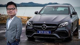 FIRST DRIVE: Mercedes-AMG E63S 4Matic+ Edition 1 Malaysian review - RM1.09 million