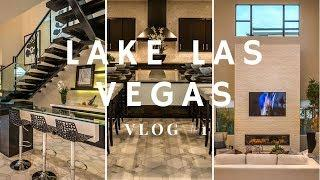 Exclusive Luxury Million Dollar Homes For Sale in Lake Las Vegas Henderson, Nevada.