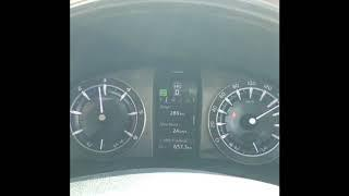 Innova Crysta Top Speed 190 km/hr