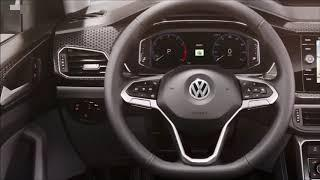 2019 Volkswagen T Cross   interior Exterior and Drive #AutoShow #ReviewCar #Automotive #HD009