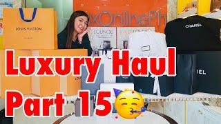 Luxury Bag Haul 2018 Part 15 | More gift ideas!