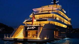 Elegant Limited Edition 83-metre HERE COMES THE SUN Luxury Superyacht (by AMELS)