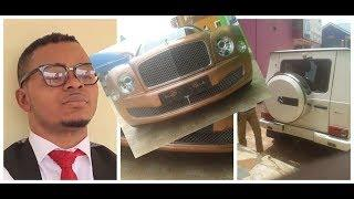 Angel Obinim Adds Two More EXPENSIVE Cars to His Fleet of Cars