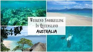 Snorkelling Great Barrier Reef + Fitzroy Island Australia | Lux Life