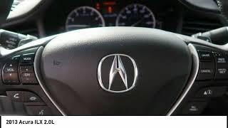 2013 Acura ILX Roanoke Rapids NC K992