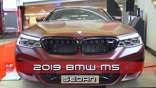 2019 BMW M5 Sedan - Exterior And Interior - 2019 Ottawa Auto Show