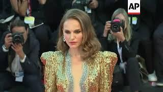 Natalie Portman's 'Vox Lux' arrives in Venice