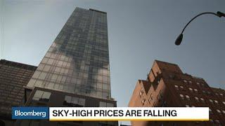 High-End New York Luxury Apartment Prices Are Falling