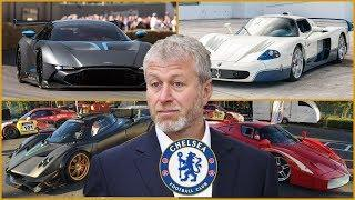 Roman Abramovich's Luxury Car Collection. ( Chelsea F.C.'s Owner )