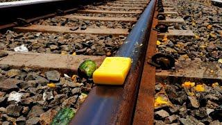 Soap VS Train