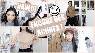 J'AI ENCORE DÉPENSÉ ! (Zara, H&M, Chanel, Asos, Louboutin...)