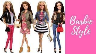 """барби кукла Barbie Style """"Glamour Luxury Fashion"""" Barbie"""