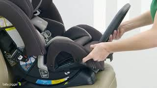 Buy From  Amazon    Baby Jogger City View Space Saving All in One Car Seat, Mineral   Baby