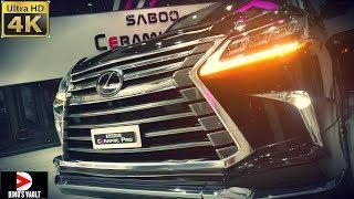 Lexus LX 570 4K Walkaround Interior Exterior Luxury SUV #Cars@Dinos