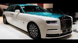 NEW 2019 - Rolls Royce Phantom Super Luxury - Interior and Exterior