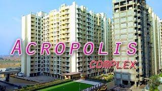 Luxury Flat 2BHK Sale (Acropolis Complex ) – Virar West || 90% Loan Any Nationalised Bank