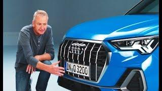 2019 Audi Q3 - Sporty, Luxury and More Tech