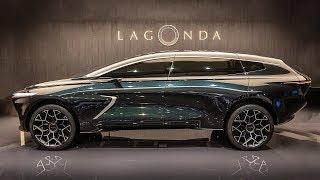 ULTRA LUXURY! : Aston Martin Lagonda All-Terrain Concept | Carfection