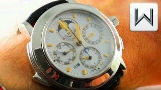 IWC Grande Complication Minute Repeater Perpetual Calendar Chronograph 3770 Luxury Watch Review