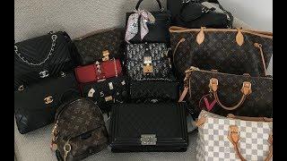 My Luxe HandBag Collection -  2019