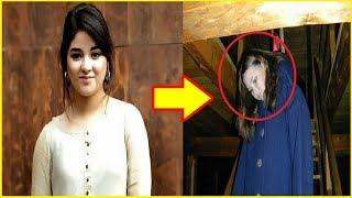 Zaira Wasim Attempt Suicide