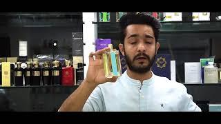 Luxury Presentation and Detailed Take on TrudiBleu London Line of Niche Perfumes