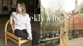 Bank Holiday Hangover, Come Shopping with Me & Female Friendships | Weekly Vlog